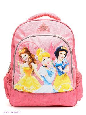 Рюкзак Disney Принцессы. Цвет: бледно-розовый