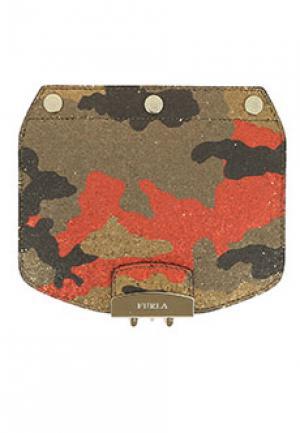 Дополнительная крышка FURLA. Цвет: разноцветный