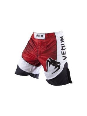 Шорты ММА Venum Amazonia 3.0 Fightshorts - Red. Цвет: белый, черный, красный