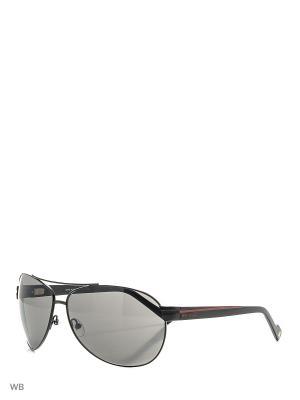 Солнцезащитные очки IS 11-129 18z Enni Marco. Цвет: черный