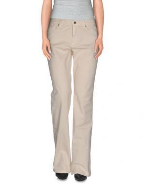 Повседневные брюки ANTONIO FUSCO. Цвет: слоновая кость