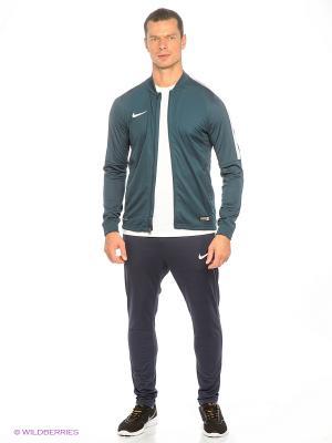 Спортивный костюм ACADEMY KNT TRACKSUIT 2 Nike. Цвет: темно-зеленый, темно-синий