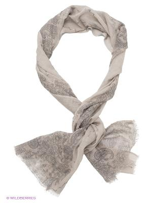 Платок Venera. Цвет: серо-коричневый