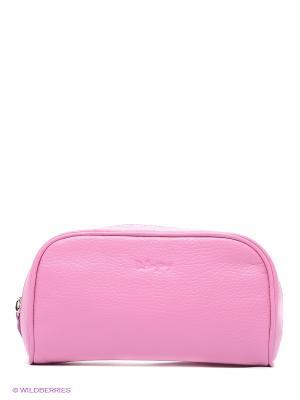 Косметичка D'Angeny. Цвет: розовый