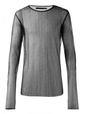 Рубашки Ødd.. Цвет: чёрный