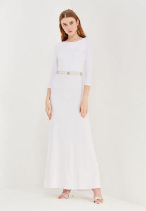 Платье Ruxara. Цвет: белый