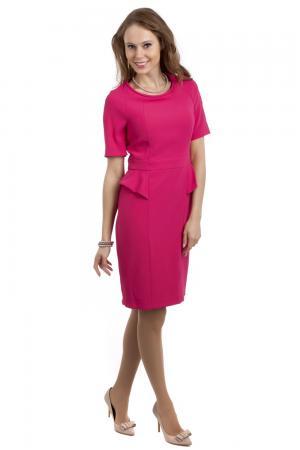 Вечернее платье Apanage. Цвет: розовый