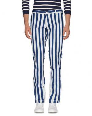Джинсовые брюки GUYA G.. Цвет: синий