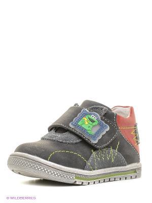 Ботинки Indigo kids. Цвет: серый