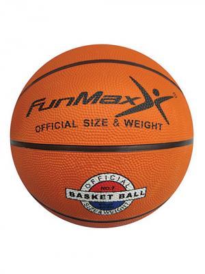 Мяч Funmax. Цвет: красный, темно-красный, терракотовый