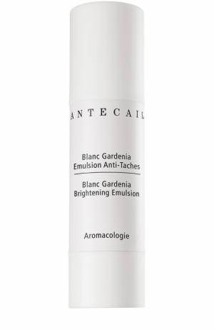 Эмульсия для лица Blanc Gardenia Brightening Emulsion Chantecaille. Цвет: бесцветный