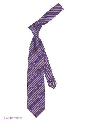 Галстук UNGARO. Цвет: фиолетовый