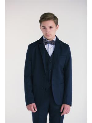 Пиджак Julvern. Цвет: темно-синий