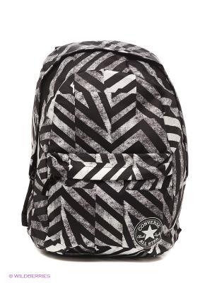 Рюкзак CTAS Backpack Converse. Цвет: черный