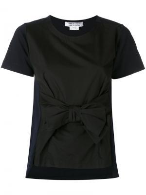 Укороченные брюки Comme Des Garçons. Цвет: чёрный