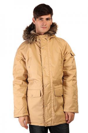 Куртка парка  Oxford Parka Beige Today. Цвет: серый
