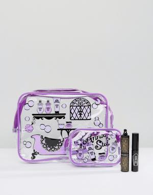 Anna Sui Эксклюзивный подарочный набор косметики. Цвет: мульти