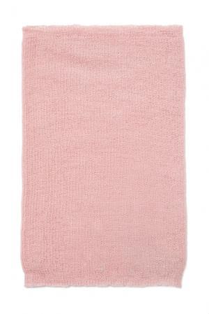 Снуд из шерсти 153304 Norsoyan. Цвет: розовый