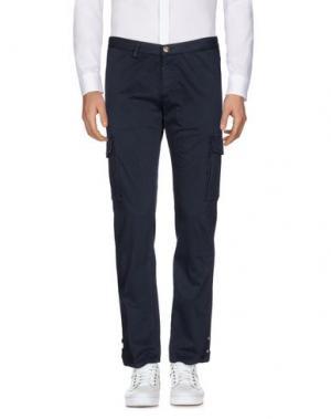 Повседневные брюки ALV ANDARE LONTANO VIAGGIANDO. Цвет: темно-синий