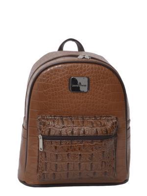 Рюкзак GOOD BAG. Цвет: рыжий