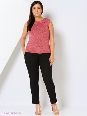 Блузка Emi Filini. Цвет: красный