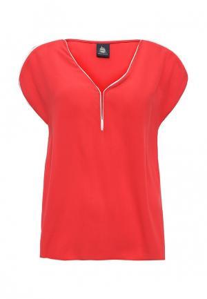 Блуза Marina Yachting. Цвет: красный