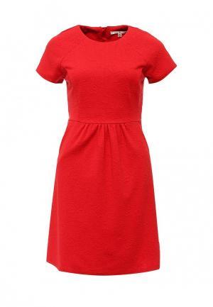 Платье Y by Yumi. Цвет: красный