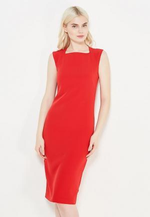 Платье Incity. Цвет: красный