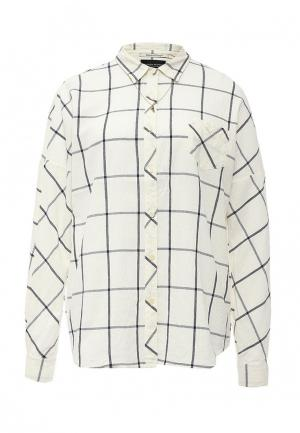 Рубашка Maison Scotch. Цвет: белый