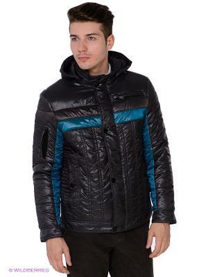 Куртка TOM FARR. Цвет: темно-серый, морскаяволна