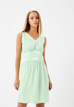 Платье Rifle. Цвет: зеленый