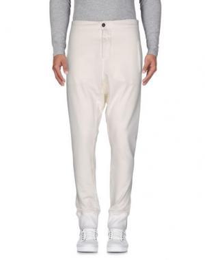 Повседневные брюки NICOLAS & MARK. Цвет: слоновая кость
