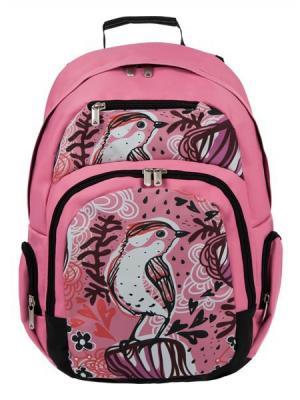 Рюкзак Alliance. Цвет: розовый