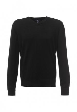 Пуловер Gap. Цвет: черный
