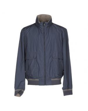 Куртка MABRUN. Цвет: грифельно-синий