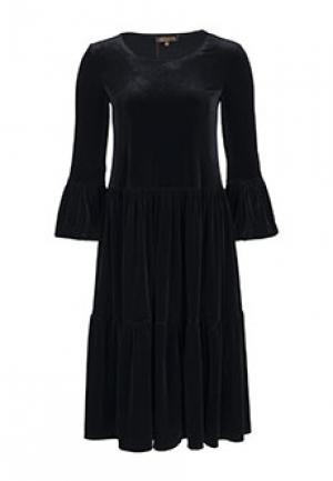 Платье VIA TORRIANI 88. Цвет: черный
