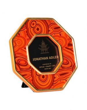 Рамка JONATHAN ADLER. Цвет: оранжевый