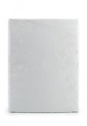 Постельное белье Хлопковый Край. Цвет: белый