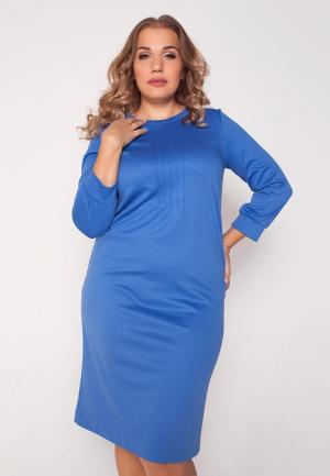 Платье Eliseeva Olesya. Цвет: голубой