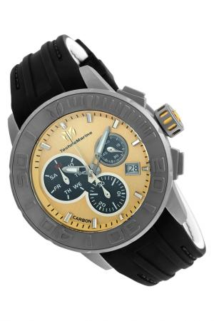 Watch TechnoMarine. Цвет: gold, black, white