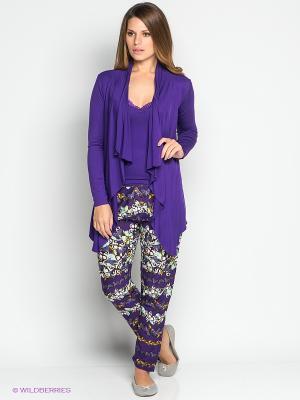 Комплект PENYE MOOD. Цвет: фиолетовый, бирюзовый, коричневый