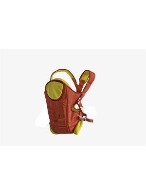 Рюкзак для переноски детей WOLKE TIGger. Цвет: красный