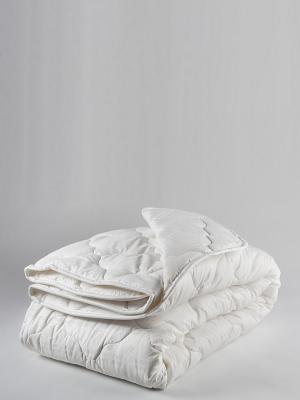 Одеяло Бамбук ТекСтиль. Цвет: белый