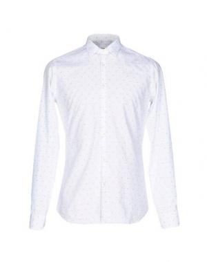 Pубашка CALIBAN. Цвет: белый
