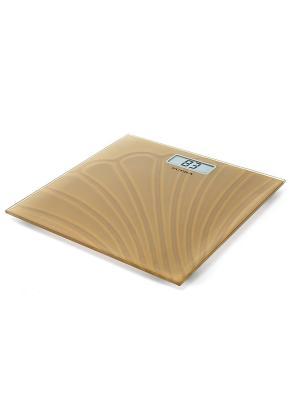 Весы напольные электронные Supra BSS-2065, до 150кг. Цвет: коричневый