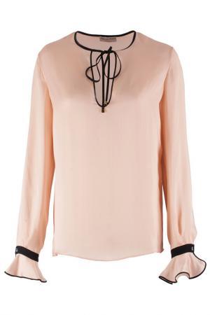 Блуза Emilio Pucci. Цвет: розовый