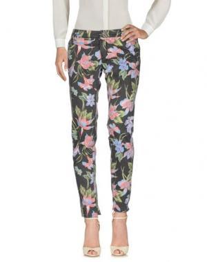 Повседневные брюки JCOLOR. Цвет: стальной серый