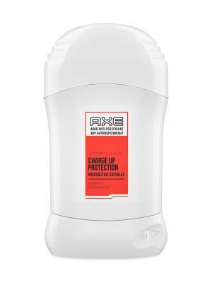 Дезодорант-антиперспирант карандаш Усиленная защита 50мл AXE. Цвет: белый, красный
