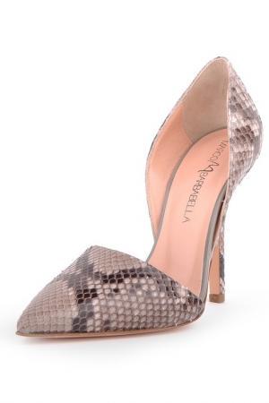 Туфли Marco Barbabella. Цвет: розовый