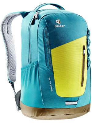 Рюкзак Deuter 2017-18 StepOut 16. Цвет: голубой